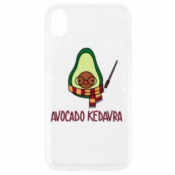 Чохол для iPhone XR Avocado kedavra