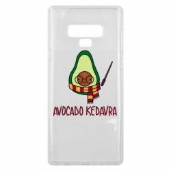 Чохол для Samsung Note 9 Avocado kedavra