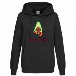 Толстовка жіноча Avocado kedavra