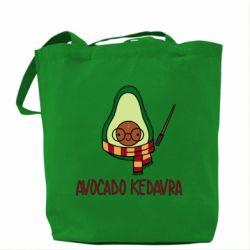 Сумка Avocado kedavra