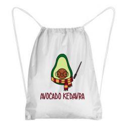 Рюкзак-мішок Avocado kedavra