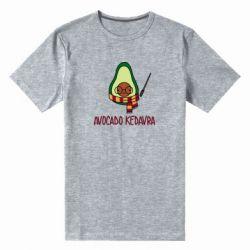 Чоловіча стрейчева футболка Avocado kedavra