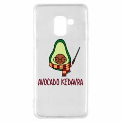 Чохол для Samsung A8 2018 Avocado kedavra