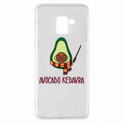 Чохол для Samsung A8+ 2018 Avocado kedavra