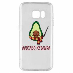 Чохол для Samsung S7 Avocado kedavra