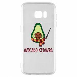 Чохол для Samsung S7 EDGE Avocado kedavra