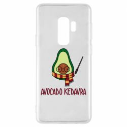 Чохол для Samsung S9+ Avocado kedavra