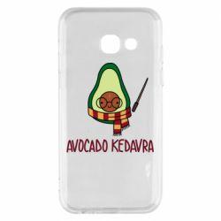 Чохол для Samsung A3 2017 Avocado kedavra