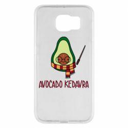 Чохол для Samsung S6 Avocado kedavra