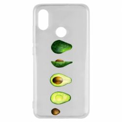 Чехол для Xiaomi Mi8 Avocado set