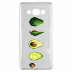 Чехол для Samsung A5 2015 Avocado set