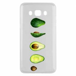 Чехол для Samsung J5 2016 Avocado set
