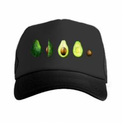 Кепка-тракер Avocado set