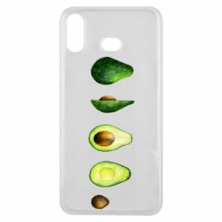 Чехол для Samsung A6s Avocado set