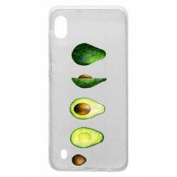 Чехол для Samsung A10 Avocado set