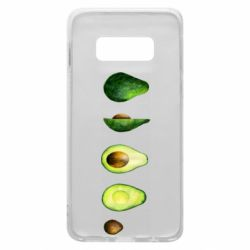 Чехол для Samsung S10e Avocado set