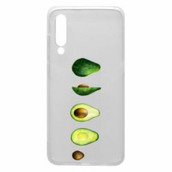 Чехол для Xiaomi Mi9 Avocado set