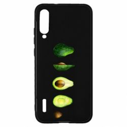 Чохол для Xiaomi Mi A3 Avocado set
