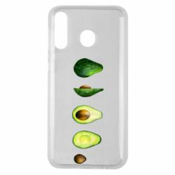Чехол для Samsung M30 Avocado set
