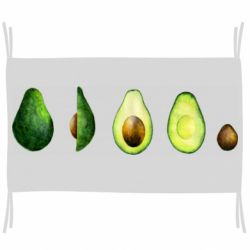 Флаг Avocado set