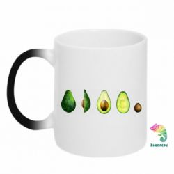 Кружка-хамелеон Avocado set