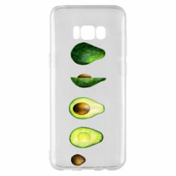 Чехол для Samsung S8+ Avocado set