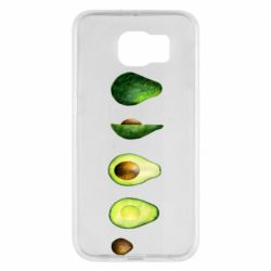 Чехол для Samsung S6 Avocado set