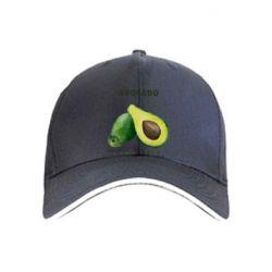 Кепка Avocado watercolor