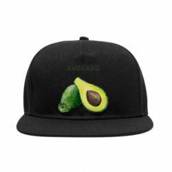 Снепбек Avocado watercolor