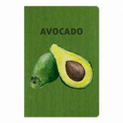 Блокнот А5 Avocado watercolor