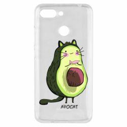 Чехол для Xiaomi Redmi 6 Avocat - FatLine