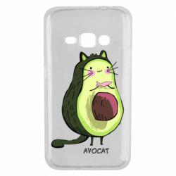 Чехол для Samsung J1 2016 Avocat - FatLine