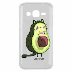 Чехол для Samsung J2 2015 Avocat - FatLine