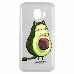 Чехол для Samsung J2 2018 Avocat - FatLine