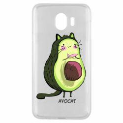 Чехол для Samsung J4 Avocat - FatLine