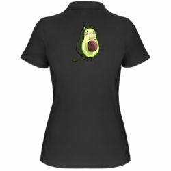 Женская футболка поло Avocat - FatLine