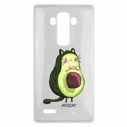 Чехол для LG G4 Avocat - FatLine