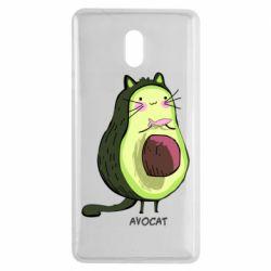 Чехол для Nokia 3 Avocat - FatLine