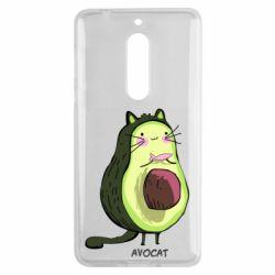 Чехол для Nokia 5 Avocat - FatLine