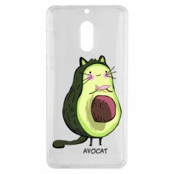 Чехол для Nokia 6 Avocat - FatLine