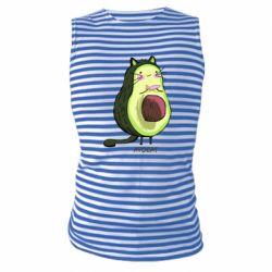 Майка-тельняшка Avocat - FatLine