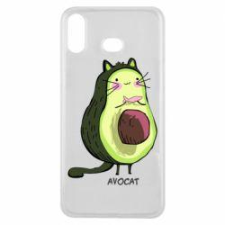Чехол для Samsung A6s Avocat - FatLine