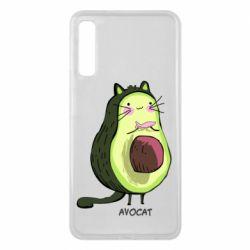 Чехол для Samsung A7 2018 Avocat - FatLine