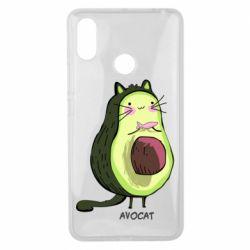 Чехол для Xiaomi Mi Max 3 Avocat - FatLine