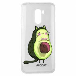 Чехол для Xiaomi Pocophone F1 Avocat - FatLine