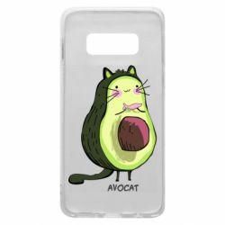 Чехол для Samsung S10e Avocat - FatLine