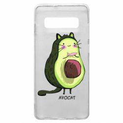 Чехол для Samsung S10+ Avocat - FatLine