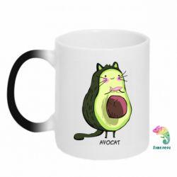 Кружка-хамелеон Avocat - FatLine