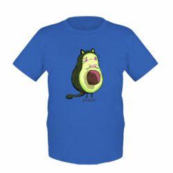 Детская футболка Avocat - FatLine