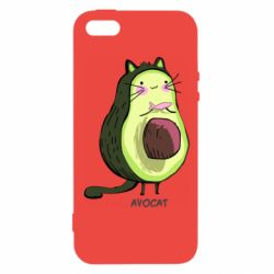Чехол для iPhone5/5S/SE Avocat